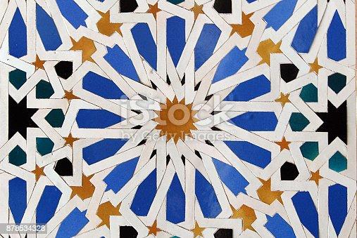 1034225626 istock photo Moorish mosaic 878534328
