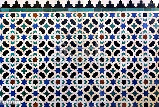 1034225626 istock photo Moorish mosaic 878534386