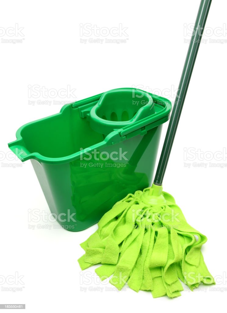mop royalty-free stock photo