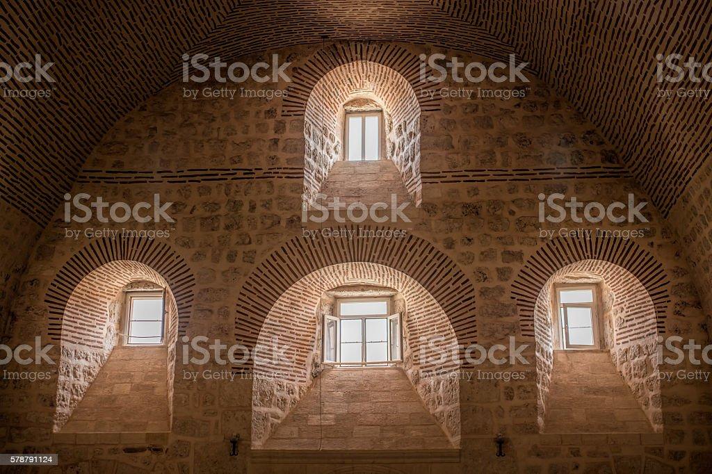 Mor Gabriel Monastery, Midyat, Mardin, Turkey. - Photo