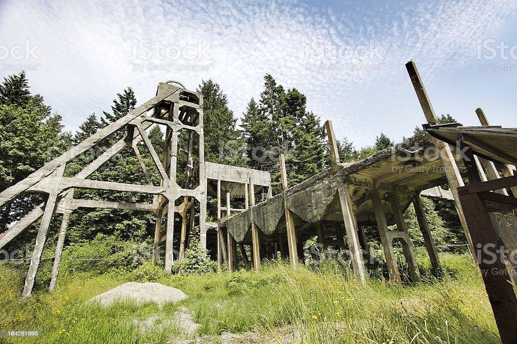 Morden Mine Colliery Stock Photo - Download Image Now - iStock
