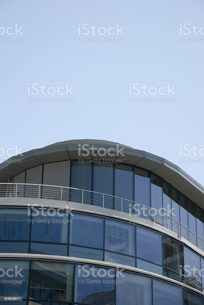 Morden office royalty-free stock photo