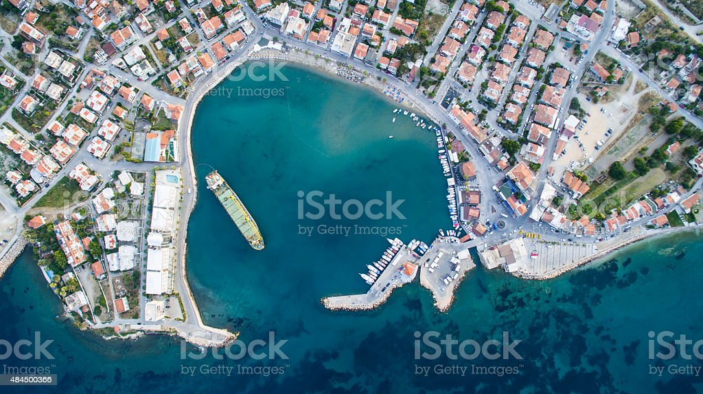 Mordogan stock photo