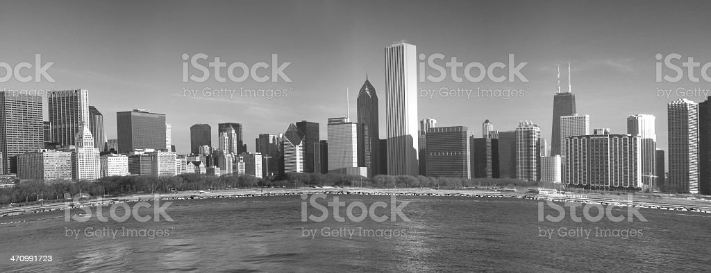 More Chicago royalty-free stock photo