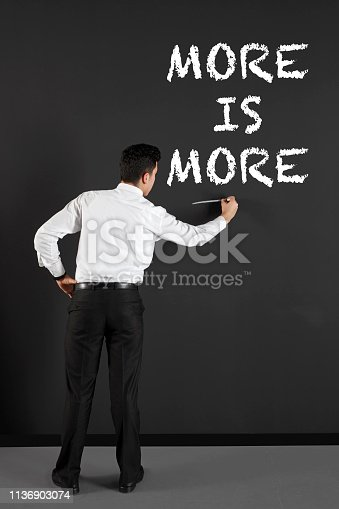 istock More is more 1136903074