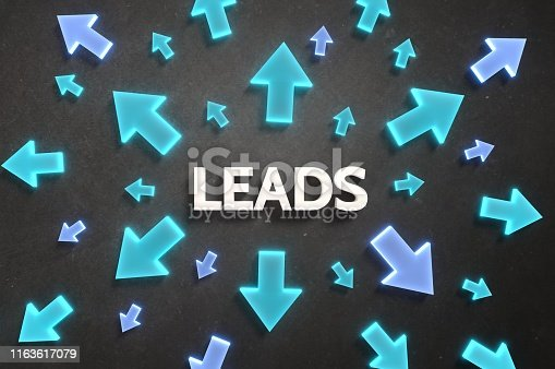 1131526784 istock photo More Leads 1163617079