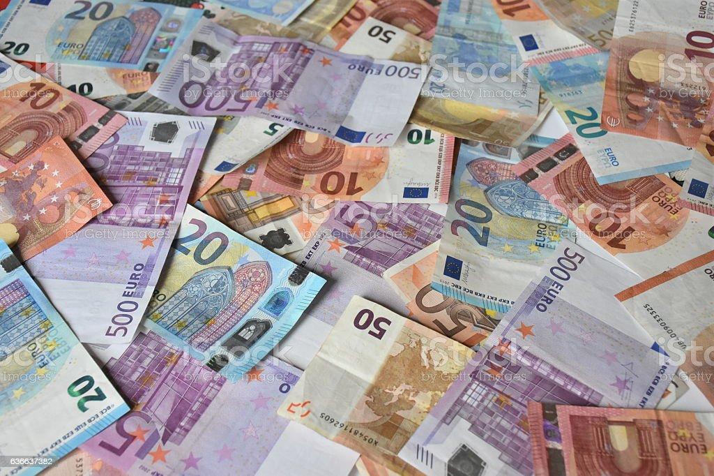 Mehr Geld – Foto