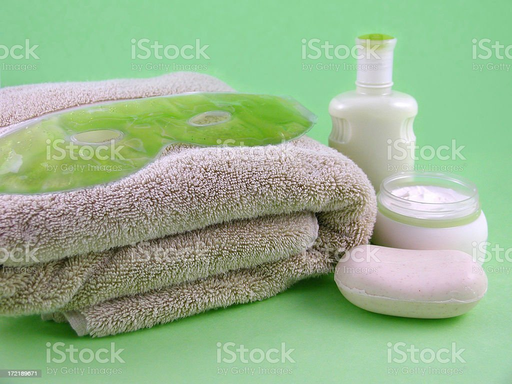 more relaxation... 01 royalty-free stock photo