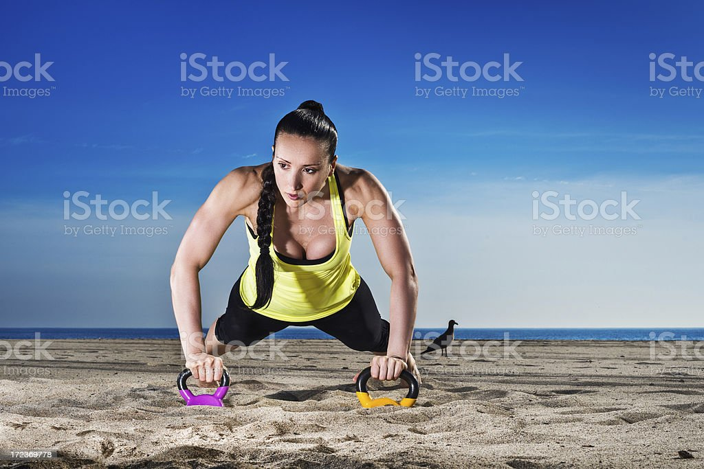 More strength royalty-free stock photo