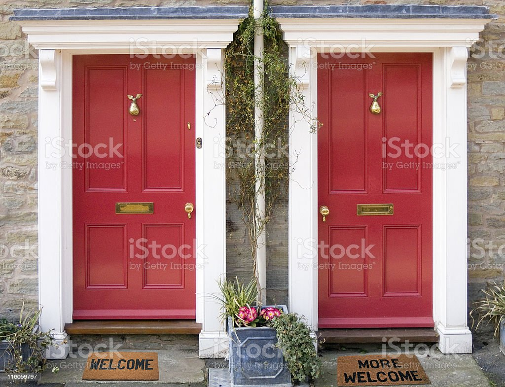 More Welcome - Royalty-free Arch - Architectural Feature Stock Photo