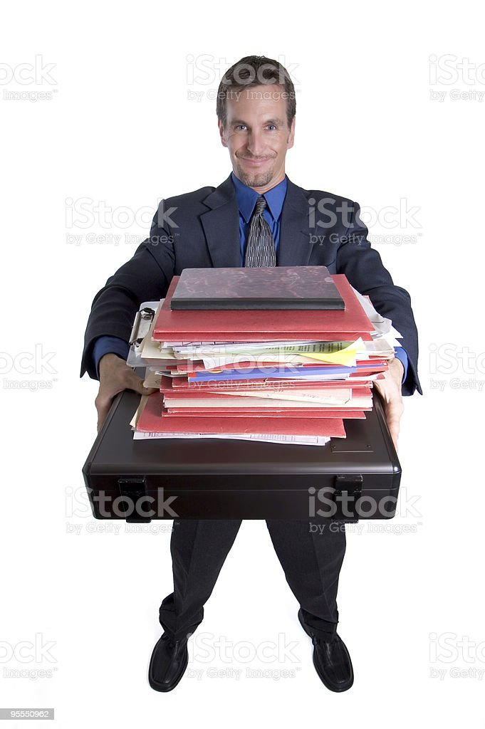 More work royalty-free stock photo
