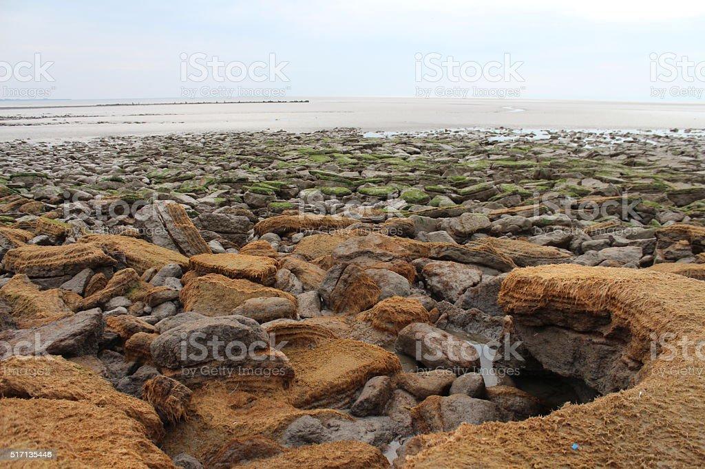 Morecombe Bay 1 stock photo