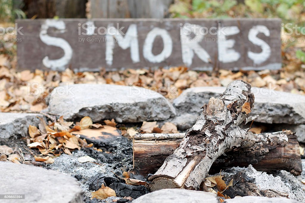 S'mores stock photo