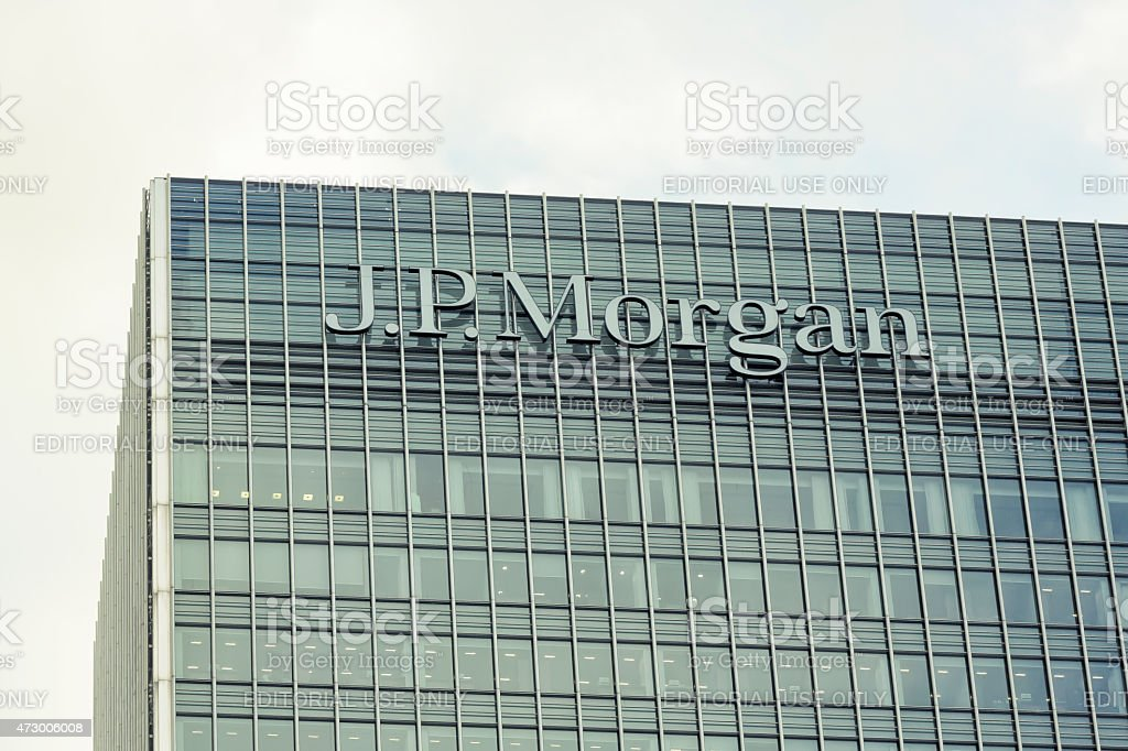 JP Morgan-Zentrale in London – Foto