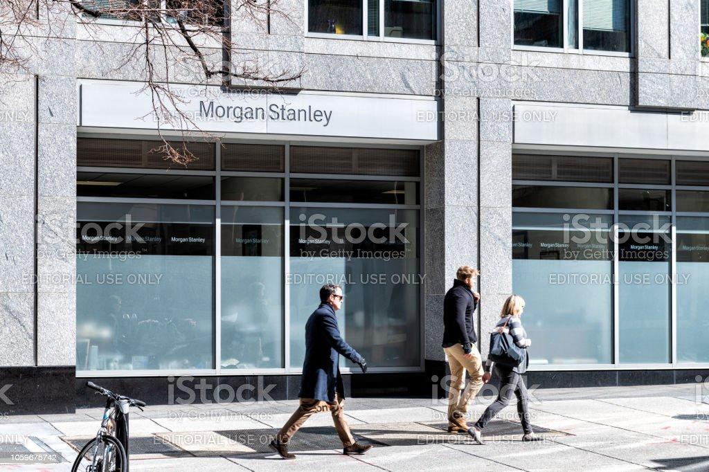 Foto de Investimento Morgan Stanley De Wealth Management