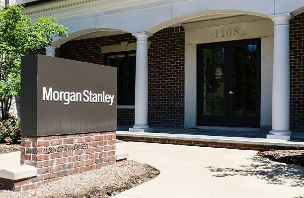 morgan stanley smith barney - morgan stanley stock-fotos und bilder