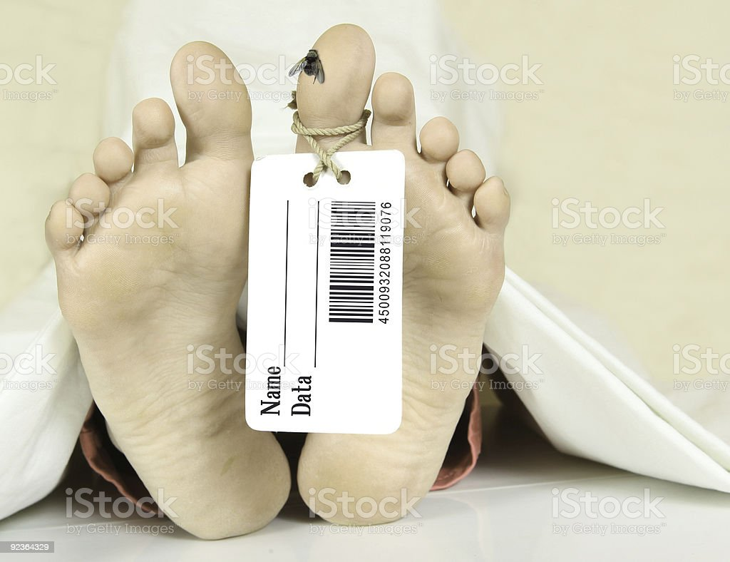 Morgue stock photo