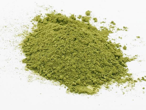Moringa oleifera liście w proszku – zdjęcie