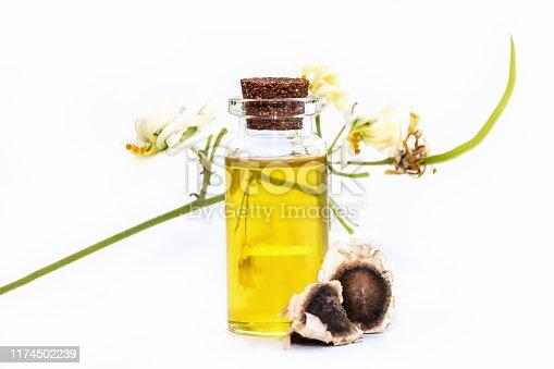 istock Moringa oleifera oil 1174502239
