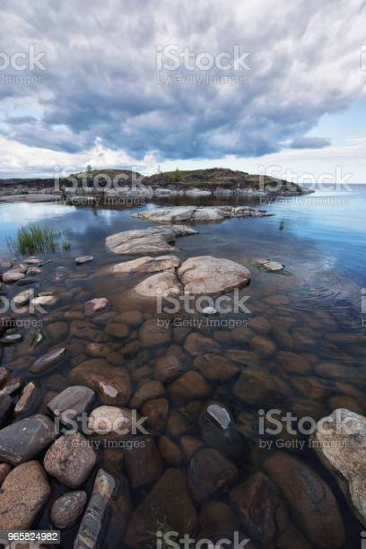 Morning At Glacier Pebble Beach - Fotografias de stock e mais imagens de Amanhecer