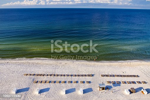 1054156720istockphoto Morning at Gulf of Mexico in Panama City Beach 1053772330
