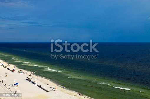 1054156720istockphoto Morning at Gulf of Mexico in Panama City Beach 1054156616