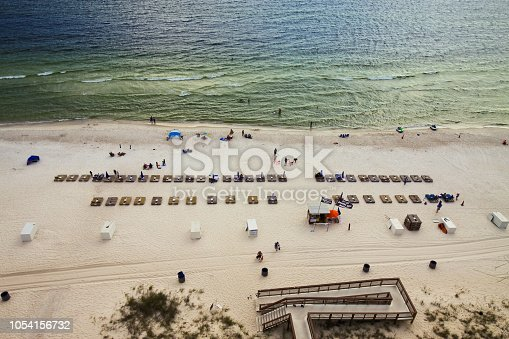 1054156720istockphoto Morning at Gulf of Mexico in Panama City Beach 1054156732