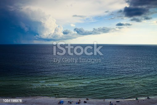 1054156720istockphoto Morning at Gulf of Mexico in Panama City Beach 1054198978