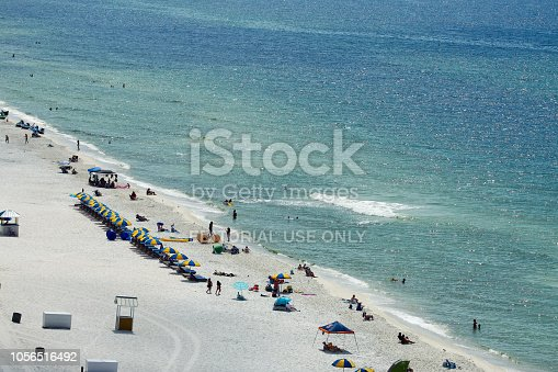 1054156720istockphoto Morning at Gulf of Mexico in Panama City Beach 1056516492