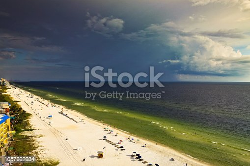 1054156720istockphoto Morning at Gulf of Mexico in Panama City Beach 1057662634