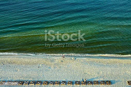 1054156720istockphoto Morning at Gulf of Mexico in Panama City Beach 1060739480