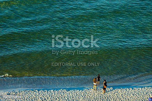 1054156720istockphoto Morning at Gulf of Mexico in Panama City Beach 1074772314