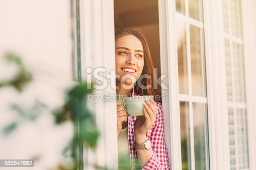 istock Morning at home 532547682