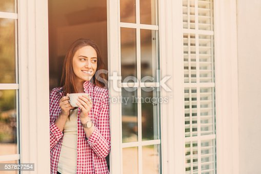 istock Morning at home 537827254