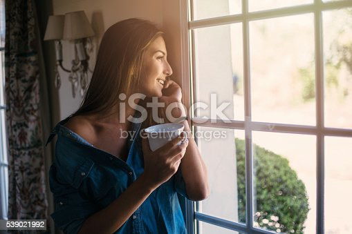 istock Morning at home 539021992