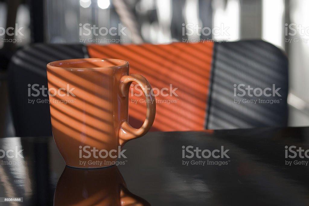 Mattina presso il foto stock royalty-free