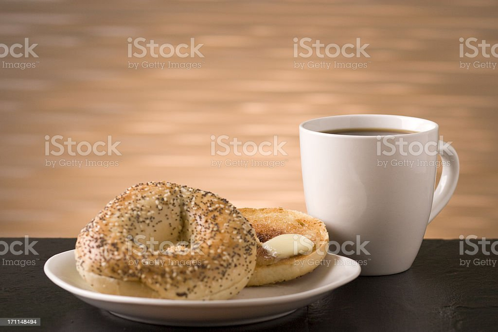 Morning Beakfast stock photo