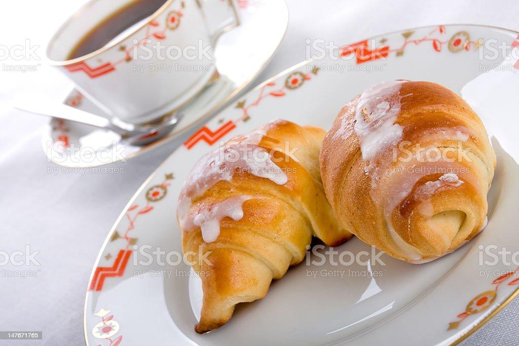 morning breakfast royalty-free stock photo