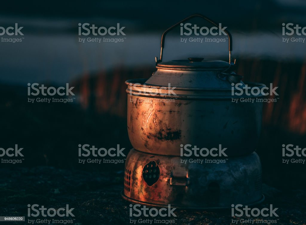 Morning caffee stock photo