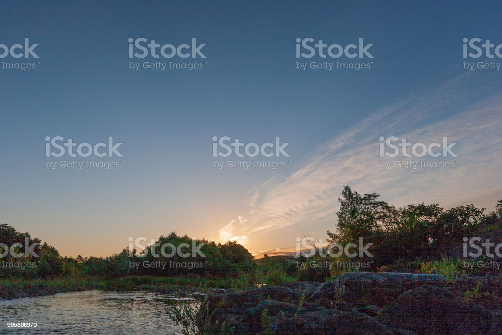 Morning cloudscape - Royalty-free Beauty In Nature Stock Photo