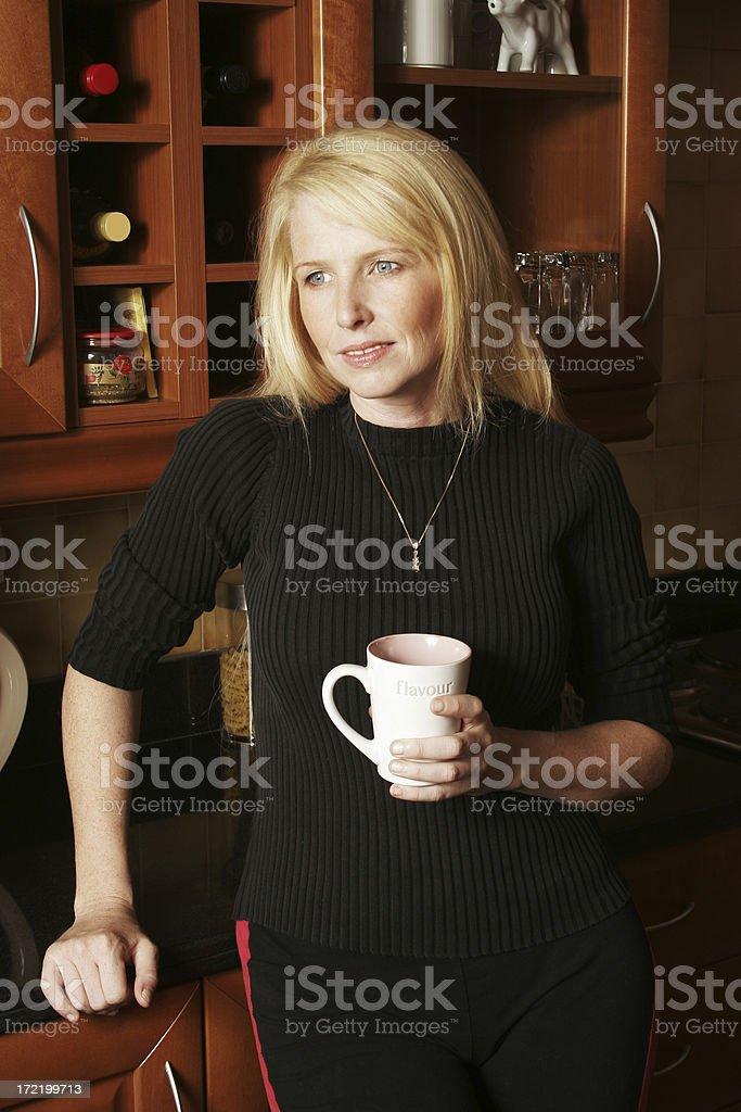 Morning Coffee 3 stock photo