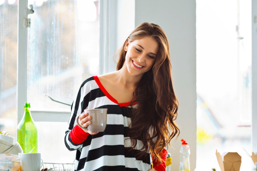 Morning Coffee Stock Photo - Download Image Now