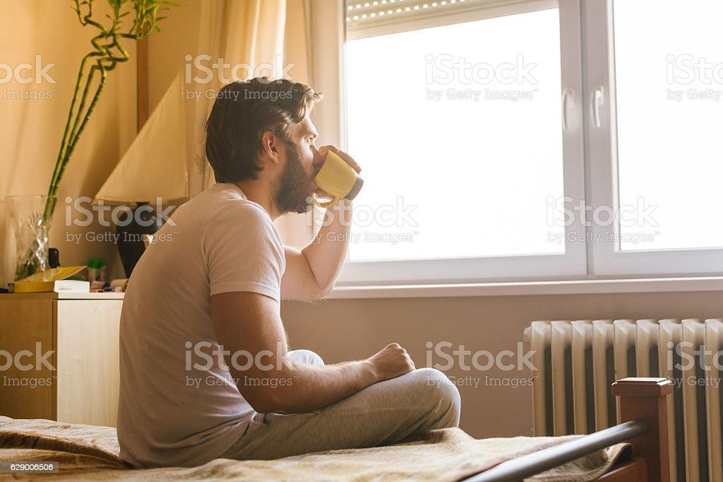 Café por la mañana  - foto de stock