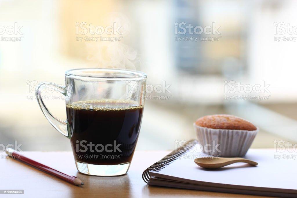 Café du matin photo libre de droits