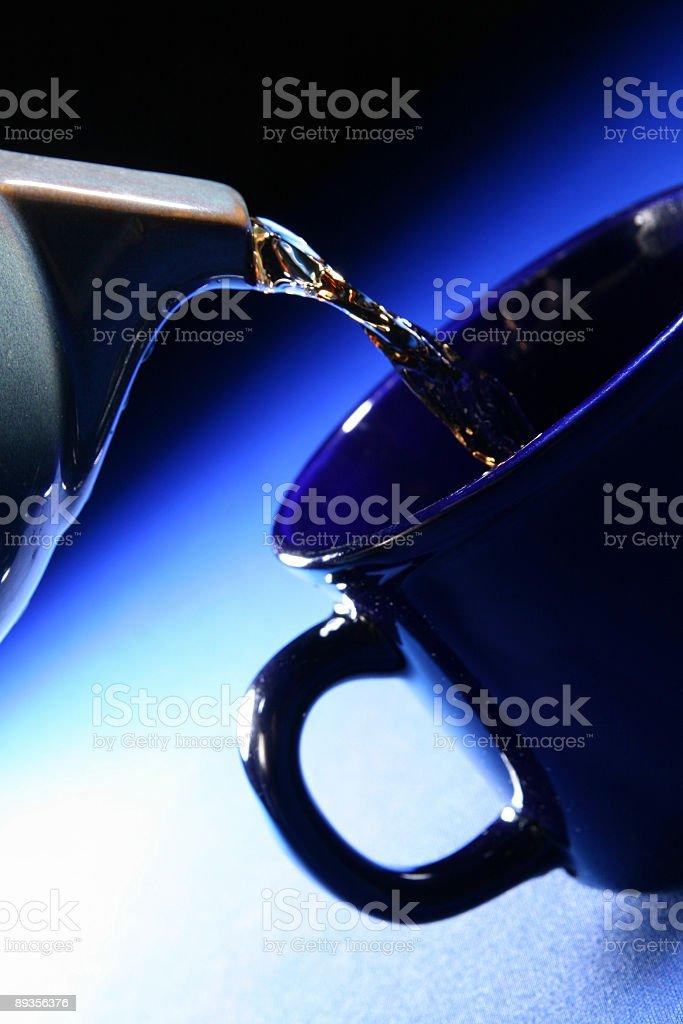 Morning Coffee royaltyfri bildbanksbilder