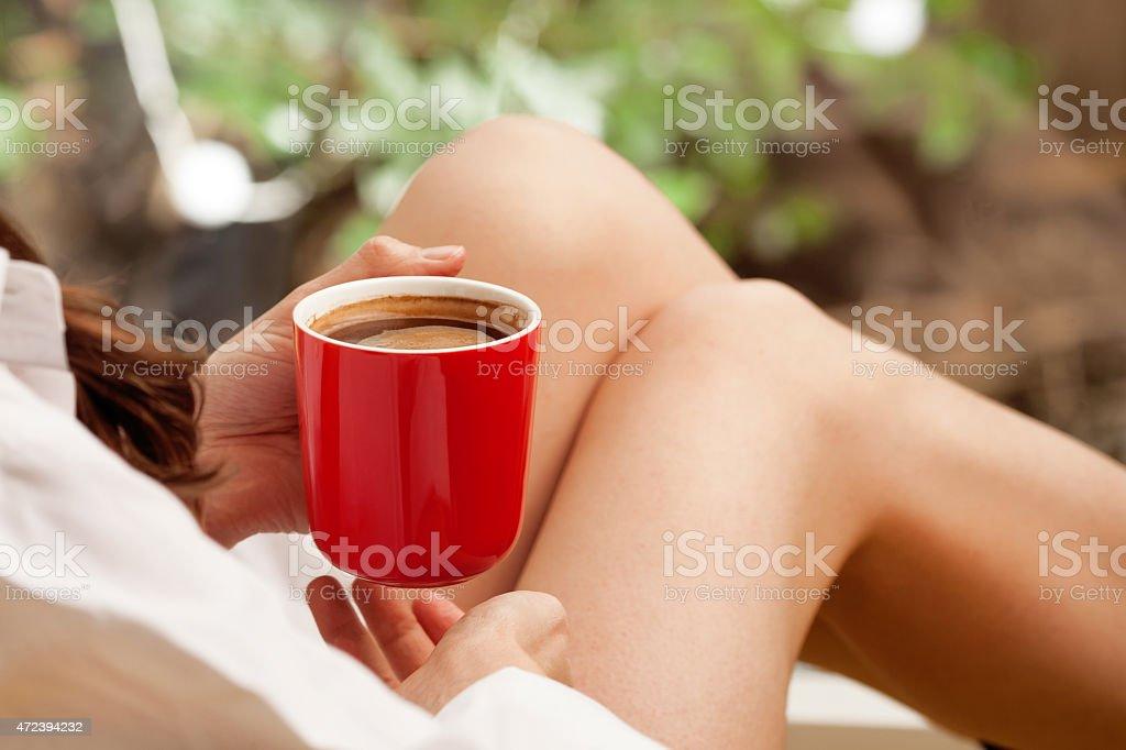 Утренний кофе и секс, порно фото узбечках