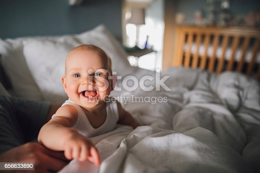 istock Morning Cuddles 656633690