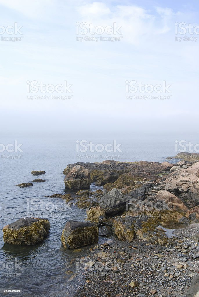 Morning Haze royalty-free stock photo