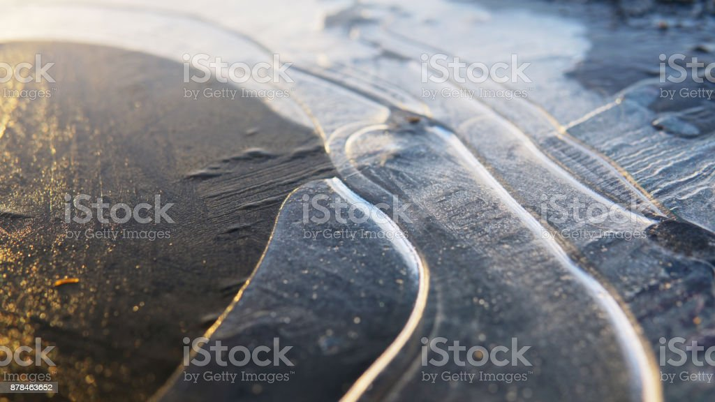 Morning Ice royalty-free stock photo