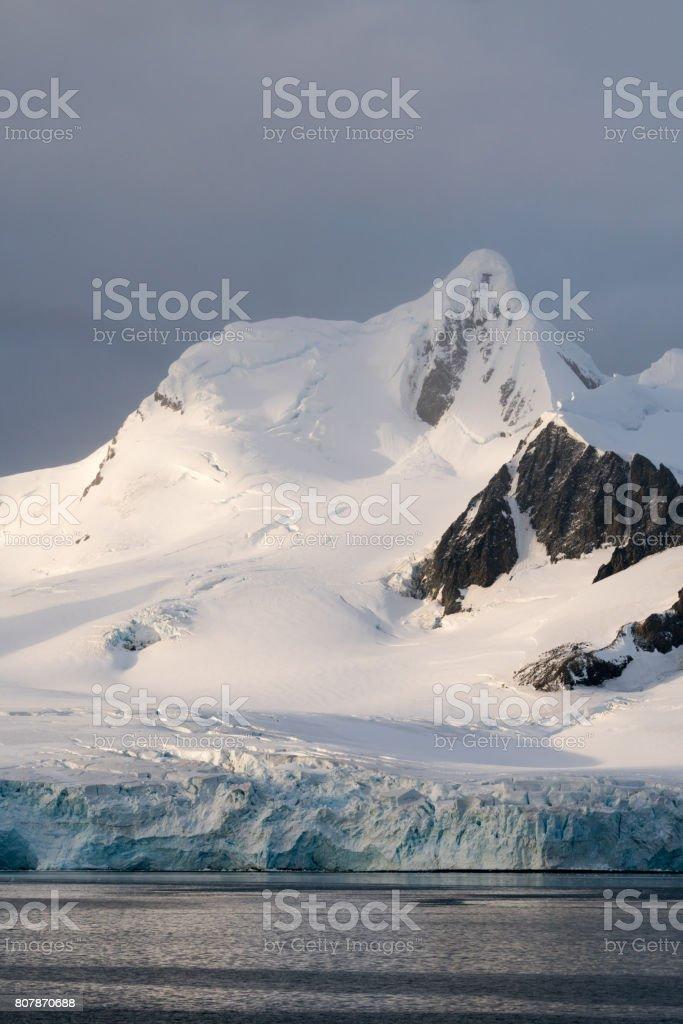 Morgen in der Antarktis – Foto